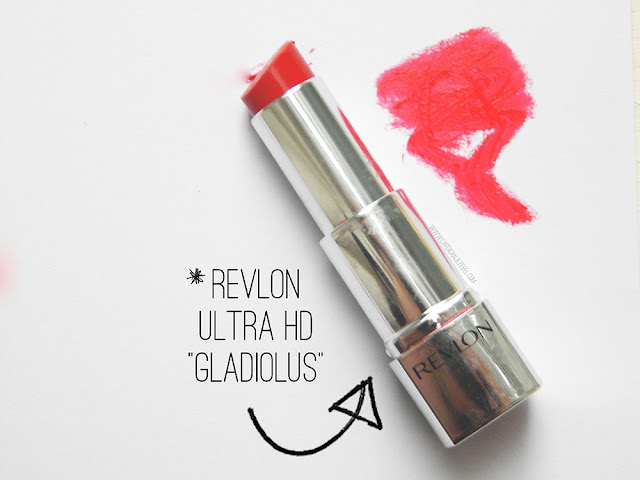 Revlon Ultra HD Lipstick in Gladiolous