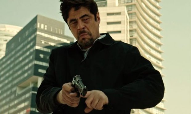 It's Better in the Dark: Review: Sicario: Day of the Soldado