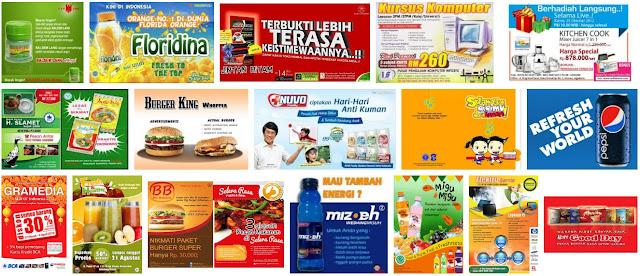 gambar IKLAN: Pengertian + Jenis + Syarat + 18 Contoh Iklan
