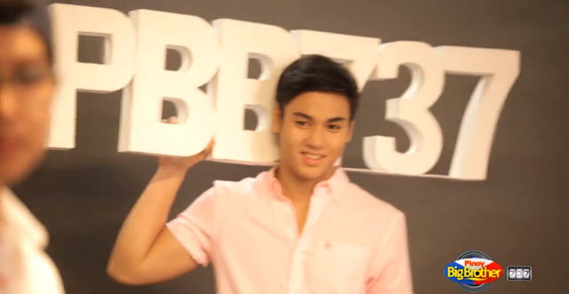 Kenzo Guiterrez dubbed as Astig Athlete of Quezon City is PBB 737 seventh Housemate
