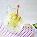 DIY: Limetkové Bowle s jablkom