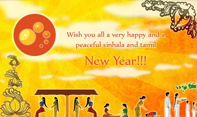 Happy Sinhala & Puthandu Tamil New Year 2017 SMS Text ...