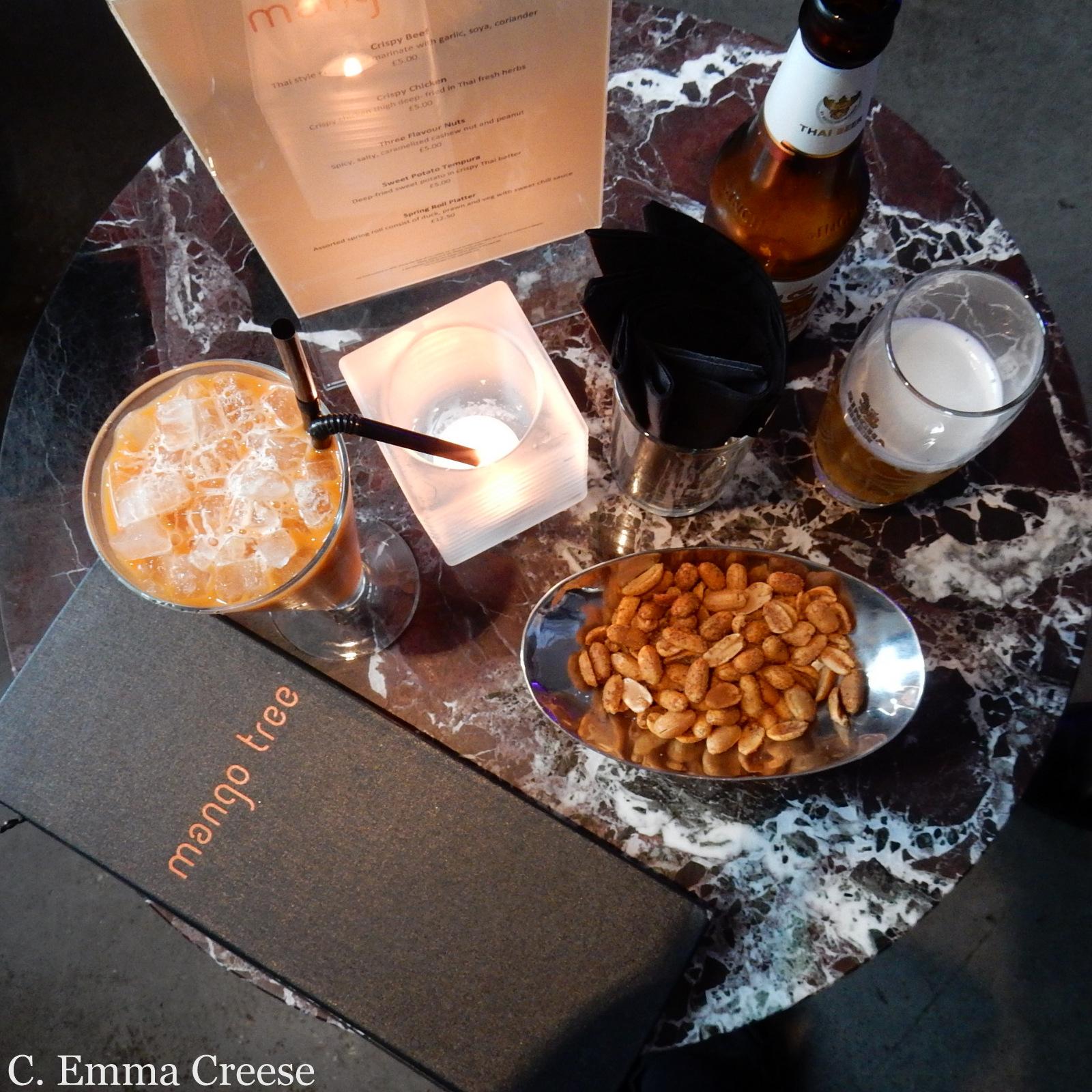 Mango Tree Restaurant Review Belgravia Adventures of a London Kiwi