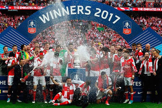 Arsenal Keluar Sebagai Juara FA Setelah Mengalahkan Chelsea Dengan Skor 2-1