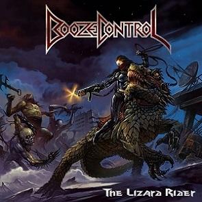 """Το τραγούδι των Booze Control """"Vile Temptress"""" από τον δίσκο """"The Lizard Rider"""""""