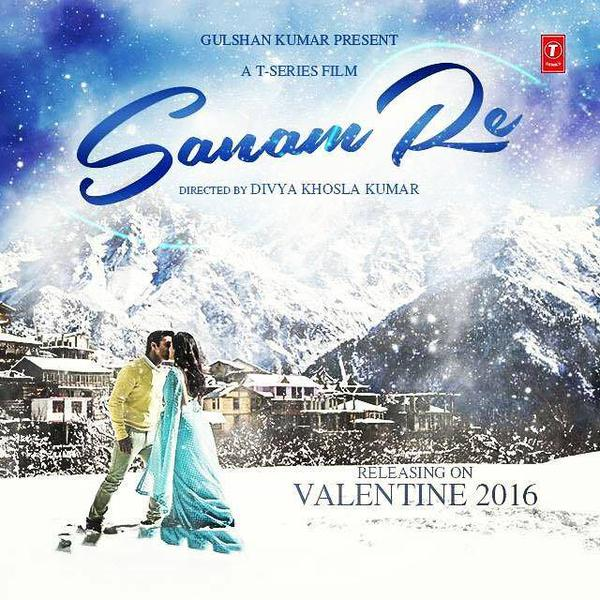 full cast and crew of bollywood movie Sanam Re 2016 wiki, Pulkit Samrat, Yami Gautam story, release date, Actress name poster, trailer, Photos, Wallapper