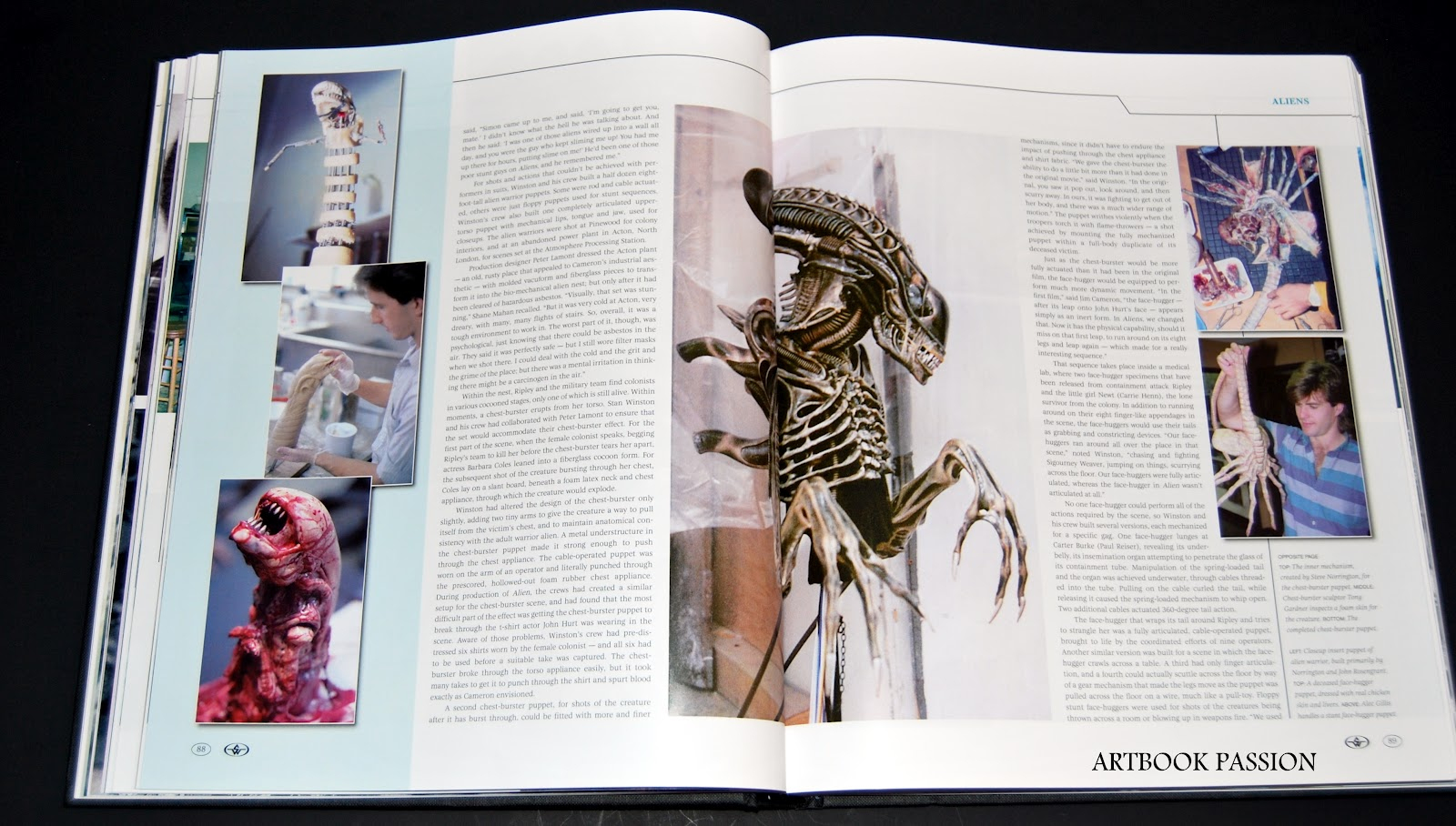 stan winston book - HD1600×908