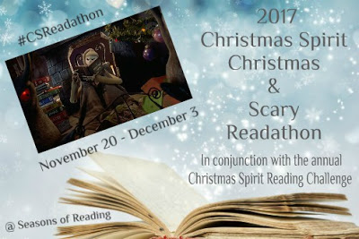 2017 Christmas Spirit Christmas & Scary Readathon