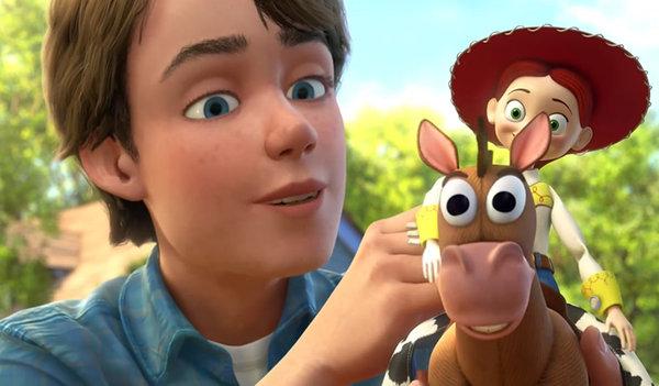 10 lecciones de las películas Pixar