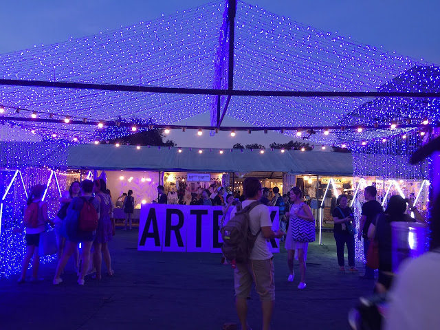 Bangkok Artbox Fairylights