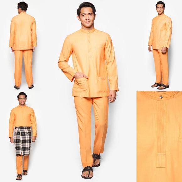 Jubah Dan Baju Melayu Lelaki Hari Raya 2016 Terkini Jenama Jovian