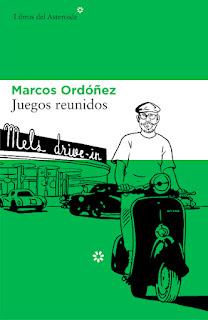 Juegos reunidos Marcos Ordóñez