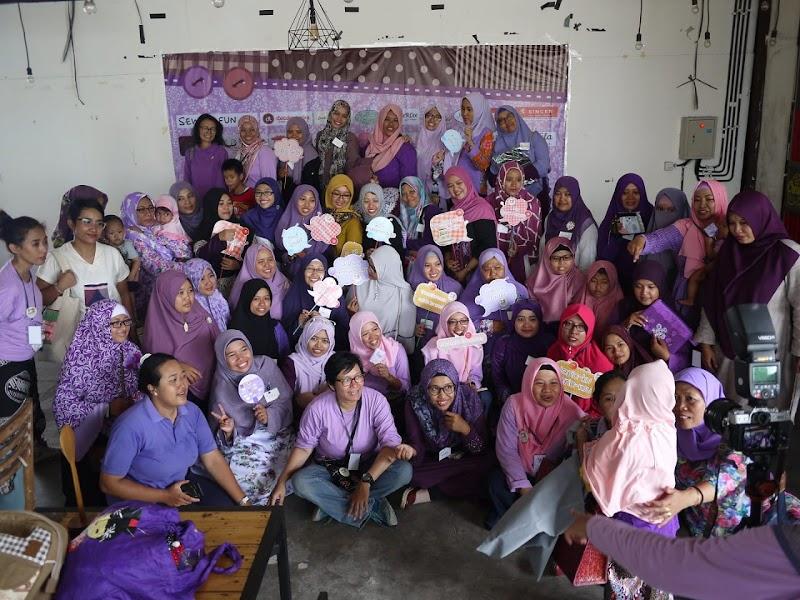 Keseruan Perayaan Ultah Jaric, Sebuah Komunitas Crafter di Jogja