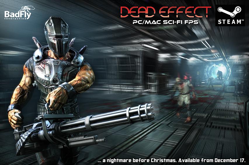 Dead Effect [1.2 GB] PC