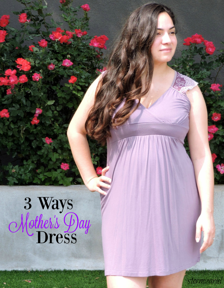 3 Ways | Mother's Day Dress