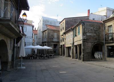 Plaza de Muros