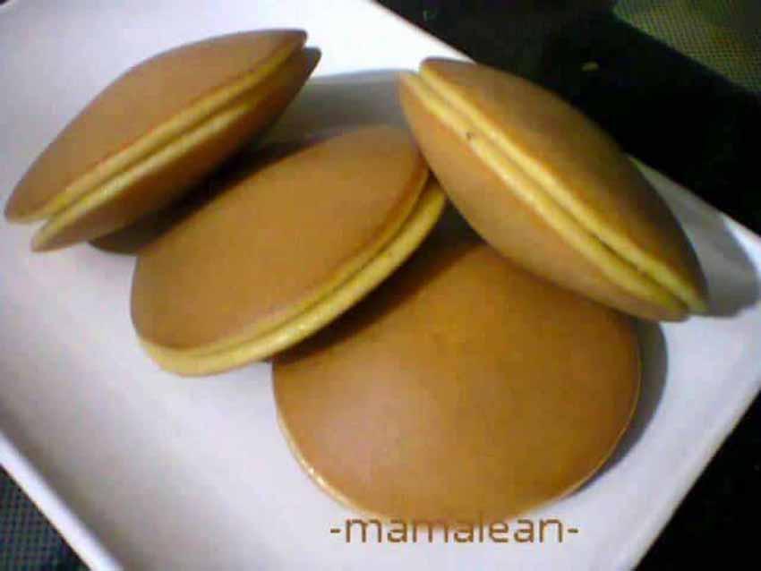 Resep Membuat Dorayaki