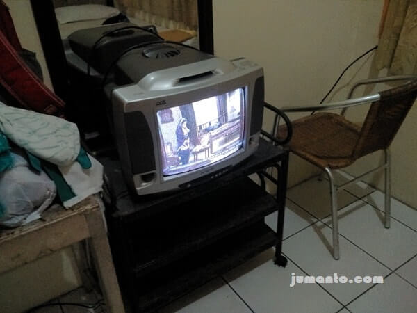 tv kamar kalianda hotel