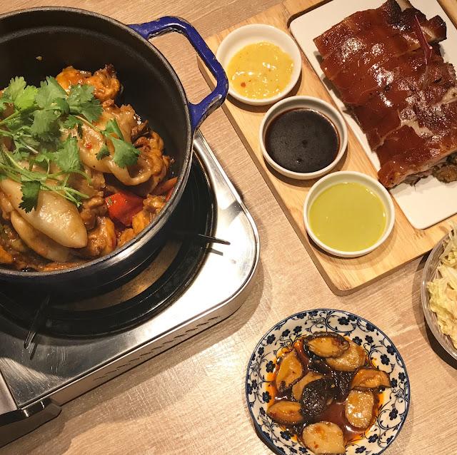 【食】充滿驚喜的新式中菜*尖沙咀 漁牧 Fisher & Farmer
