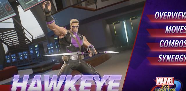 Ghost Rider, Zero, Ojo de Halcón y más presentan sus tutoriales de Marvel vs Capcom: Infinite