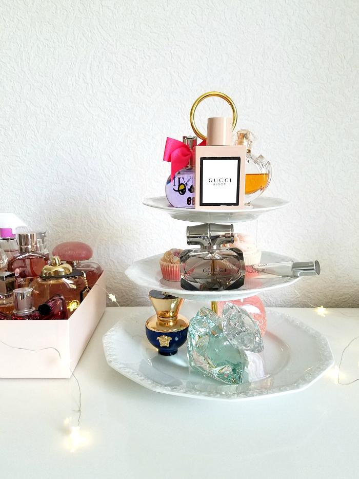 Muttertag 2018 - Porzellan Etagère Maria  im Vintage Stil von Rosenthal Porzellan - Geschenkidee 1