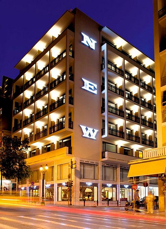Arquitetando na net the new hotel athens atenas gr cia for Design hotel athens