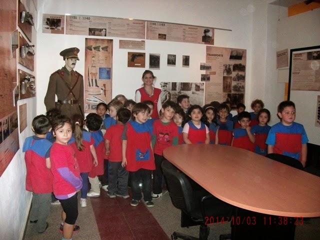 Ichoalay, Escuelas, Visitas, 2014