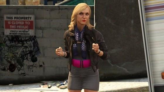 Grand Theft Auto 5 Sued??? ★ WTF! Lacey Jones Looks Like Lindsay Lohan???