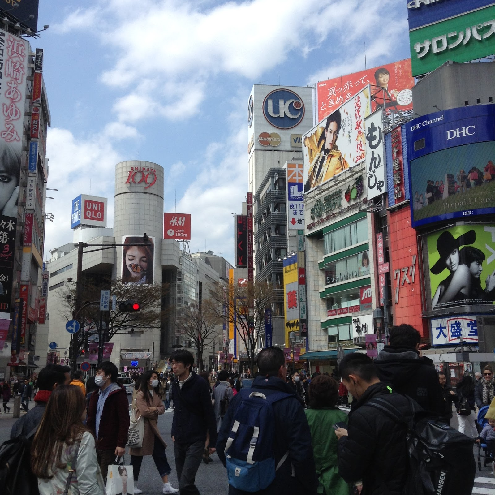 Shibuya Scramble Kousaten