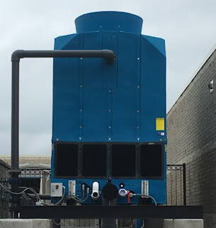 Anti-Microbial Cooling Towers