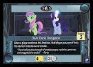 My Little Pony Dark Dank Dungeon Canterlot Nights CCG Card