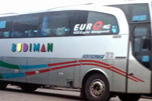 Harga Tiket Lebaran 2017 Bus Budiman