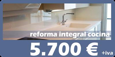 Cef valencia proyectos y reformas integrales en valencia - Oferta reforma cocina ...
