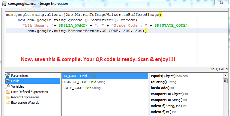 How to Add QR Code in Jasper Reports - By Wide Info Blog