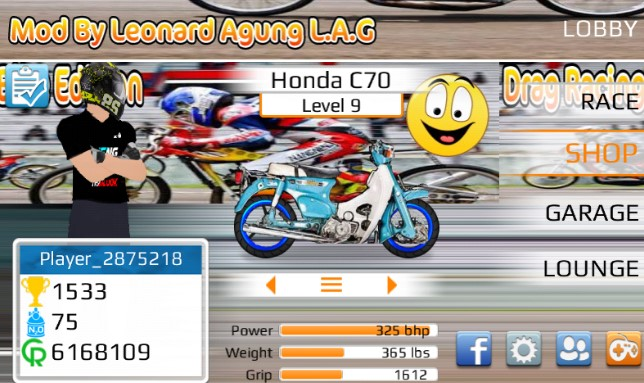 download game drag racing indonesia apk terbaru