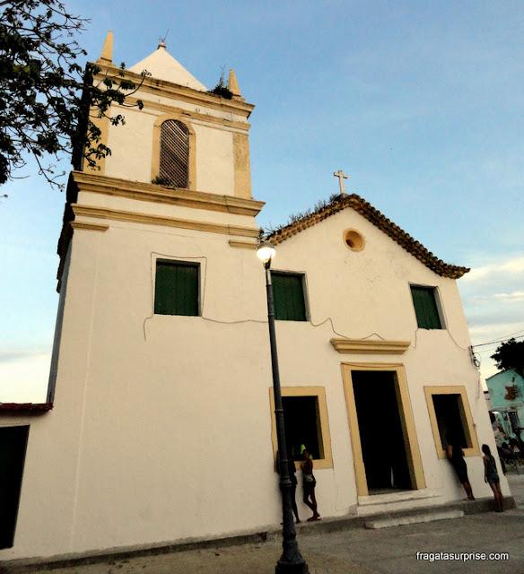 Igreja de São Lourenço, Itaparica, Bahia