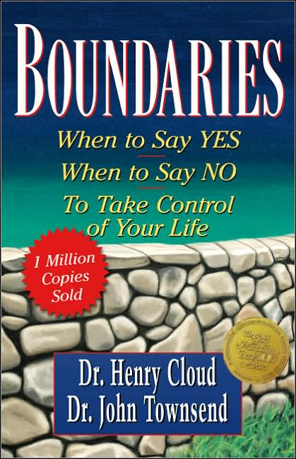 Dr henry cloud boundaries in dating relationships 4