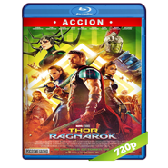 Thor: Ragnarok (2017) BRRip 720p Audio Dual Latino-Ingles