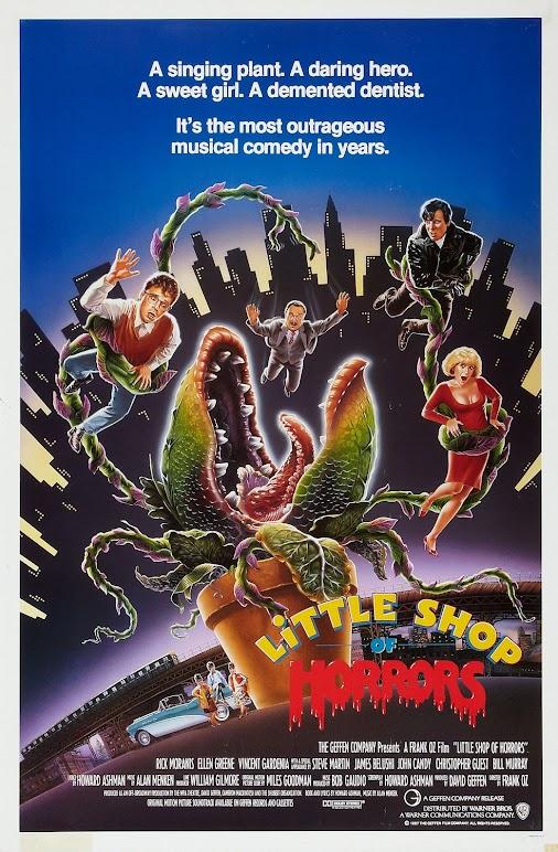 #2,388. Little Shop of Horrors (1986) Directed By: Frank Oz Starring: Rick Moranis, Ellen Greene, Vincent...