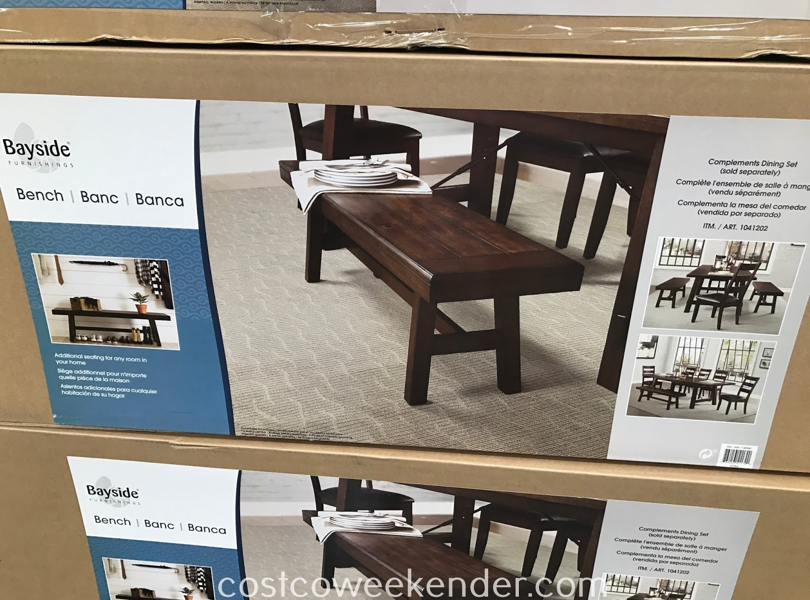 Costco 1142560 - Bayside Furnishings: great for your living room or family room