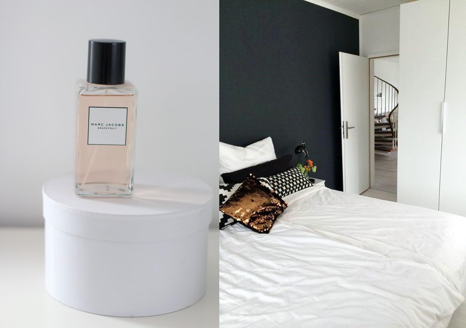 Schlafzimmer News + Neue Lieblingsuhr + Schwarze Wände ...