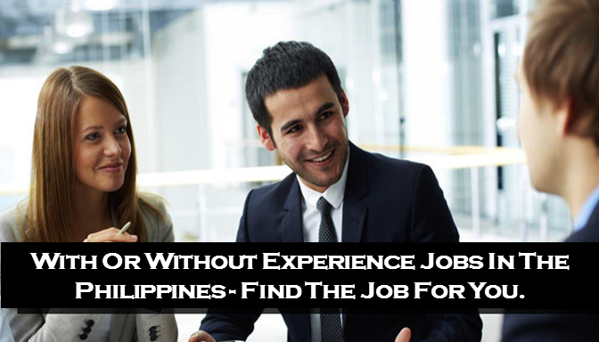 Are you looking for a local job with or without experience in the Philippines? The following are job vacancies for you. If you are interested, you may contact the employer/agency listed below to inquire further or to apply.     JOB VACANCIES  1. CLERICAL STAFF Agency: JM INTERNATIONAL INC Parañaque City, Philippines Gender: Female Age: 21 years old and above Education: at least Bachelor's/College Degree Experience: with or without experience  2. RECRUITMENT OFFICER Vacancies 5  Date Posted: May 31, 17 Agency: BISON MANAGEMENT CORPORATION Address: MAKATI, Philippines  Gender: Any Age: 21 years old and above  3. OFFICE STAFF Vacancies 5  Date Posted: May 30, 17 Agency: MELAKOM GLOBAL SERVICES INC Address: malate manila, Philippines  Gender: Male Age: 22 years old and above  4. ACCOUNTANT (LOCAL EMPLOYMENT Vacancies 3  Date Posted: May 27, 17 Agency: JEAN-LOUISE MODERN CONCEPTS & SERVICES Address: MANILA, Philippines  Gender: Any Age: 23 years old and above  5. INTERPRETER Vacancies 5  Date Posted: Aug 3, 17 Agency: MIP INTERNATIONAL MANPOWER SERVICES Address: QUEZON CITY, Philippines  Gender: Any Age: 35 years old and above  6. WAITER / WAITRESS Vacancies 10  Date Posted: May 23, 17 Agency: AL BATRA RECRUITMENT AGENCY INC Address: Makati, Philippines  Gender: Any Age: 20 years old and above  7. OFFICE STAFF FOR BAGUIO CITY Vacancies 2  Date Posted: May 21, 17 Agency: AUREUS MANPOWER AND CONSULTANCY CORP Address: Baguio City, Philippines Gender: Any Age: 21 years old and above  8. MARKETING REPRESENTATIVE FOR TACLOBAN CITY Vacancies 2  Date Posted: Aug 3, 17 Agency: AUREUS MANPOWER AND CONSULTANCY CORP Address: Tacloban, Philippines  Gender: Any Age: 21 years old and above  9. OFFICE STAFF FOR LAS PIÑAS Vacancies 2  Date Posted: Aug 3, 17 Agency: AUREUS MANPOWER AND CONSULTANCY CORP Address: Las Pinas City, Philippines  Gender: Any Age: 21 years old and above  10.JANITRESS (LOCAL) Vacancies 5  Date Posted: May 19, 17 Agency: AMCAAJ INTERNATIONAL RECRUITMENT AGENCY Address: MAKATI, Philippines  Gender: Female Age: 20 years old and above 11. OFFICE STAFF Vacancies 5  Date Posted: May 19, 17 Agency: MELAKOM GLOBAL SERVICES INC Address: malate manila, Philippines  Gender: Male Age: 35 years old and above  12. RECRUITMENT OFFICER Vacancies 3  Date Posted: May 18, 17 Agency: NANSEI TEIKOKU GLOBAL PLACEMENT SERVICES INC Address: MANILA, Philippines  Gender: Female Age: 21 years old and above  13. ACCOUNTING STAFF Vacancies 4  Date Posted: May 10, 17 Agency: SEHWANI MANPOWER CORPORATION Address: Pasig City, Philippines  Gender: Female Age: 20 years old and above  14. MARKETING STAFF PAMPANGA Vacancies 2  Date Posted: Aug 2, 17 Agency: AUREUS MANPOWER AND CONSULTANCY CORP Address: Pampanga, Philippines  Gender: Any Age: 21 years old and above  15. COMPANY NURSE Vacancies 2  Date Posted: Jul 28, 17 Agency: CS INTERNATIONAL PLACEMENT & ASSISTANCE COMPANY, INC. Address: Makati City, Philippines  Gender: Any Age: 20 years old and above  16. OFFICE STAFFS FOR LAS PINAS Vacancies 2  Date Posted: Jul 27, 17 Agency: AUREUS MANPOWER AND CONSULTANCY CORP Address: Las Pinas City, Philippines  Gender: Any Age: 20 years old and above  17. RECRUITMENT ASSISTANT Vacancies 2  Date Posted: Jul 27, 17 Agency: ASIA REACH INTERNATIONAL MANAGEMENT & CONTRACTOR SERVICES, INC. Address: Manila, Philippines  Gender: Any Age: 23 years old and above  18. BOOKKEEPER Vacancies 2  Date Posted: Jul 26, 17 Agency: HUMAN AGGREGATES PHILIPPINES INC. Address: Manila, Philippines  Gender: Female Age: 21 years old and above  19. MERCHANDISER Vacancies 3  Date Posted: Jul 21, 17 Agency: SEHWANI MANPOWER CORPORATION Address: Pasig City, Philippines  Gender: Any Age: 23 years old and above  20. OFFICE STAFFS FOR LEGAZPI Vacancies 2  Date Posted: Jul 21, 17 Agency: AUREUS MANPOWER AND CONSULTANCY CORP Address: Legazpi, Philippines  Gender: Any Age: 20 years old and above  21. OFFICE STAFFS FOR NAGA Vacancies 2  Date Posted: Jul 21, 17 Agency: AUREUS MANPOWER AND CONSULTANCY CORP Address: NAGA, Philippines  Gender: Any Age: 20 years old and above  22. OFFICE STAFFS FOR PAMPANGA Vacancies 2  Date Posted: Jul 21, 17 Agency: AUREUS MANPOWER AND CONSULTANCY CORP Address: Pampanga, Philippines Gender: Any Age: 21 years old and above  23. LOCAL OFFICE STAFF Vacancies 2  Date Posted: Jul 19, 17 Agency: EXPEDITE MOVERS MANPOWER SERVICES Address: West Avenue Quezon City, Philippines  Gender: Any Age: 20 years old and above  24. MARKETING STAFFS FOR PAMPANGA Vacancies 2  Date Posted: Jul 14, 17 Agency: AUREUS MANPOWER AND CONSULTANCY CORP Address: Pampanga, Philippines  Gender: Any Age: 20 years old and above  25. EXPORT ASSISTANT LOCAL EMPLOYMENT Vacancies 3  Date Posted: Jul 10, 17 Agency: RAQEEB UNIVERSAL INC. Address: Ermita Manila, Philippines  Gender: Female Age: 25 years old and above  26. RECRUITMENT STAFF LOCAL EMPLOYMENT Vacancies 5 Date Posted: Jul 10, 17 Agency: RAQEEB UNIVERSAL INC. Address: MANILA, Philippines  Gender: Female Age: 21 years old and above  27. TELE-HEALTH NURSE (PHILIPPINES) Vacancies 50  Date Posted: Jul 10, 17 Agency: PNI INTERNATIONAL CORPORATION Address: Metro Manila, Philippines Gender: Any Age: 18 years old and above Proposed Salary: PHP 40000  28. ONLINE ENGLISH TEACHER (OFFICE BASED IN ORTIGAS) Vacancies 20  Date Posted: Jul 6, 17 Agency: PHILNOS CORPORATION Address: Our Client (Ortigas), Philippines  Gender: Any Age: 20 years old and above  29. SERVICE CREW Vacancies 3  Date Posted: Jul 6, 17 Agency: MELAKOM GLOBAL SERVICES INC Address: malate manila, Philippines  Gender: Male Age: 22 years old and above  30. ALTERNATE LIAISON OFFICER Vacancies 2  Date Posted: Jul 5, 17 Agency: WORLD VISION INTERNATIONAL HUMAN RESOURCES, INC. Address; Makati City, Philippines  Gender: Female Age: 20 years old and above  31. LIAISON OFFICER Vacancies 3  Date Posted: Jul 5, 17 Agency: WORLD VISION INTERNATIONAL HUMAN RESOURCES, INC. Address: Makati City, Philippines  Gender: Female Age: 20 years old and above  32. OFFICE STAFF Vacancies 10  Date Posted: Jul 5, 17 Agency: WORLD VISION INTERNATIONAL HUMAN RESOURCES, INC. Address: Makati City, Philippines  Gender: Female Age: 20 years old and above  33. SOCIAL MEDIA MARKETING SPECIALIST Vacancies 2  Date Posted: Jul 4, 17 Agency: CAMOX PHILIPPINES INC. Address: Makati City, Philippines Gender: Any Age: 27 years old and above  34. OFFICE STAFFS ILOILO Vacancies 2 Date Posted: Jun 28, 17 Agency: AUREUS MANPOWER AND CONSULTANCY CORP Address: Iloilo, Philippines Gender: Any Age: 21 years old and above  35. CLEANER STAFF Vacancies 6  Date Posted: Jun 24, 17 Agency: STELLAR ACES OVERSEAS INT\\\'L INC Address: Makati City, Philippines Gender: Female Age: 22 years old and above  36. JANITRESS / TEA GIRL Vacancies 3  Date Posted: Jun 23, 17 Agency: SHASO INTERNATIONAL MANPOWER SERVICES INC. Address: MANILA, Philippines Gender: Female Age: 21 years old and above  37. ACCOUNTING STAFF Vacancies 2  Date Posted: Jun 21, 17 Agency: OVERSEAS PROFESSIONAL ACHIEVERS INT'L, INC. Address: CEBU CITY, Philippines  Gender: Any Age: 35 years old and above  38. LADY ENGINEER Vacancies 3  Date Posted: Jun 20, 17 Agency: CORETEAM MANPOWER SERVICES INC. Address: Manila, Philippines  Gender: Female Age: 21 years old and above  39. SECRETARY Vacancies 5  Date Posted: Jun 20, 17 Agency: JEAN-LOUISE MODERN CONCEPTS & SERVICES Address: LOCAL, Philippines  Gender: Female Age: 23 years old and above  40. AIRCON TECHNICIAN Vacancies 5  Date Posted: Jun 19, 17 Agency: SMC MANPOWER AGENCY PHILIPPINES COMPANY Address: Metro Manila, Philippines Gender: Male Age: 22 years old and above  41. ELECTRICIAN Vacancies 5  Date Posted: Jun 19, 17 Agency: SMC MANPOWER AGENCY PHILIPPINES COMPANY Address: Metro Manila, Philippines  Gender: Male Age: 22 years old and above  42. FOREMAN Vacancies 5  Date Posted: Jun 19, 17 Agency: SMC MANPOWER AGENCY PHILIPPINES COMPANY Address: Metro Manila, Philippines Gender: Male Age: 22 years old and above  43. WEB DESIGNER Vacancies 5  Date Posted: Jun 19, 17 Agency: SMC MANPOWER AGENCY PHILIPPINES COMPANY Address: Metro Manila, Philippines  Gender: Male Age: 22 years old and above  44. LEGAL STAFF Vacancies 2  Date Posted: Jun 13, 17 Agency: JEDI PLACEMENT AGENCY, INC. Address: Manila, Philippines Gender: Any Age: 20 years old and above  45. SECRETARY Vacancies 10  Date Posted: Jun 13, 17 Agency: ASIA SYSTEM, INC. Address: Makati City, Philippines  Gender: Female Age: 20 years old and above  46. RECRUITMENT STAFF Vacancies 2  Date Posted: Jun 9, 17 Agency: STAR WORLD INTERNATIONAL MANPOWER AND PLACEMENT AGENCY Address: PHILIPPINES Gender: Any Age: 23 years old and above  47. PARALEGAL Vacancies 5  Date Posted: Jun 8, 17 Agency: JEDI PLACEMENT AGENCY, INC. Address: Manila, Philippines  Gender: Female Age: 20 years old and above  48. OFFICE STAFF Vacancies 2  Date Posted: Jun 7, 17 Agency: MELAKOM GLOBAL SERVICES INC Address: malate manila, Philippines  Gender: Female Age: 22 years old and above 49. RECRUITMENT SUPPORT STAFF - LOCAL JOB Vacancies 2  Date Posted: Jun 6, 17 Agency: OMANFIL INTERNATIONAL MANPOWER DEVELOPMENT CORPORATION Address: Paranaque City, Philippines  Gender: Female Age: 21 years old and above  50. ENGLISH/TAGALOG CHINESE TRANSLATOR Vacancies 3  Date Posted: Jun 5, 17 Agency: VERDANT MANPOWER MOBILIZATION CENTER INC. Address: PHILIPPINES, Philippines  Gender: Male Age: 25 years old and above  51. MALE STAFF (LOCAL) Vacancies 5  Date Posted: May 10, 17 Agency: J-M-H INTERNATIONAL MANPOWER AGENCY CO Address: ERMITA MANILA, Philippines Gender: Male Age: 23 years old and above  52. RECRUITMENT OFFICER (LOCAL) Vacancies 20  Date Posted: Mar 22, 17 Agency: AJM PLACEMENT & RECRUITMENT AGENCY, INC. Address: LAS PINAS, Philippines  Gender: Any Age: 20 years old and above  SOURCE: https://www.workabroad.ph  DISCLAIMER: Thoughtskoto is not affiliated to any of these companies. The information gathered here is verified and gathered from the workabroad website.