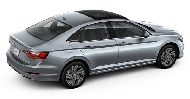 VW Jetta 2019 - traseira