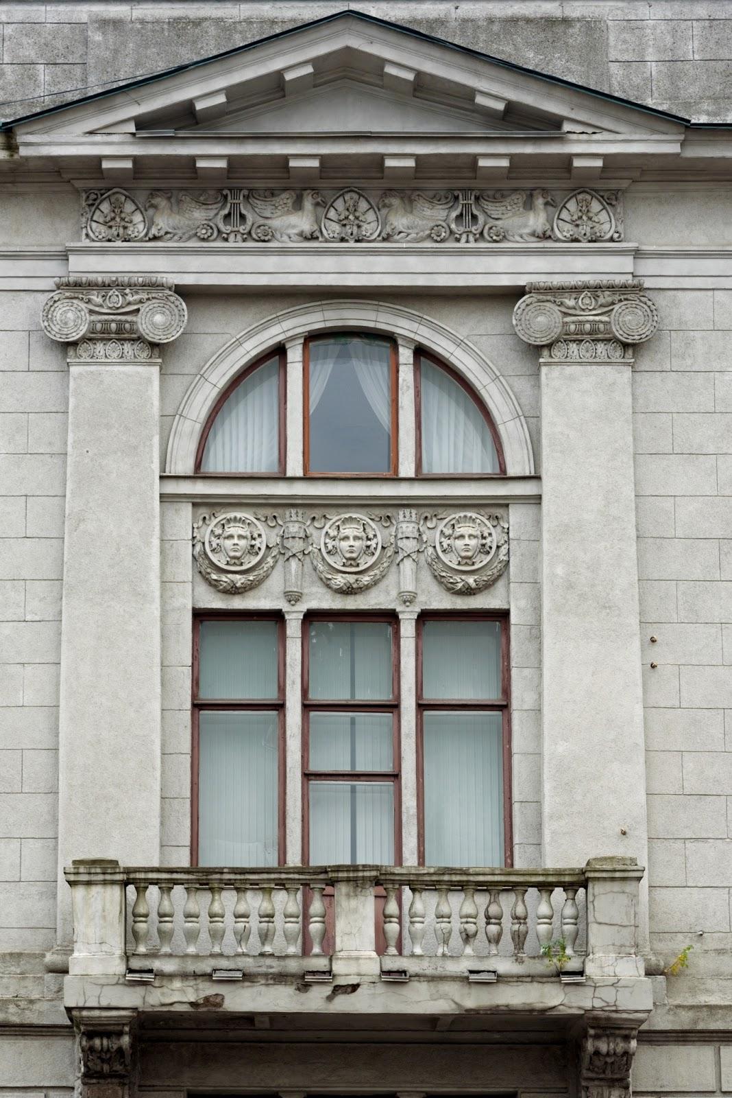 Музей Бурылина. Элементы дома