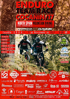 Enduro Team Race de Cocañín