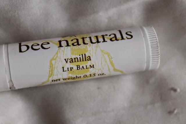 Lip Balm Vanilla - Bee Naturals