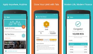 Tala kenya loans app