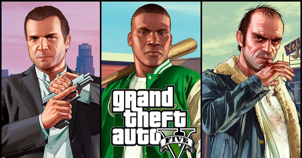 Download GTA 5 Highly Compressed For PC - TrickyAdmin