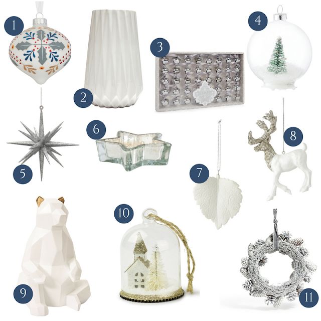 Christmas decor design - cheap Christmas decorations to update your home for the festive period