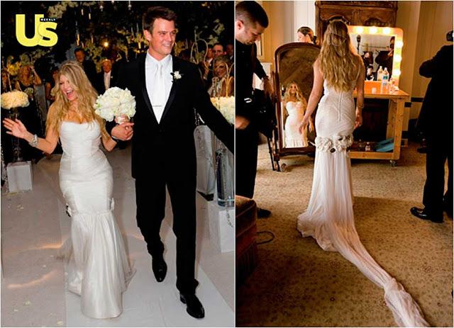 Vestido noiva estilo sereia das famosas, Forgie